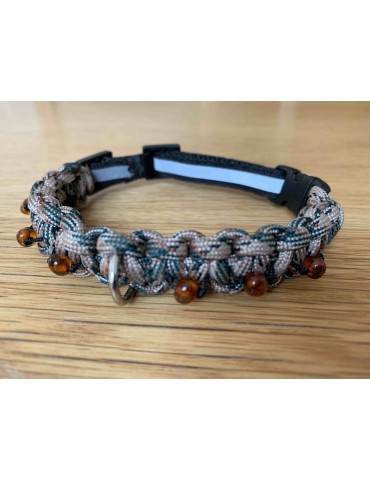Collier Chien Chat Anti...